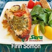 Sera Restaurant Fırında Somon