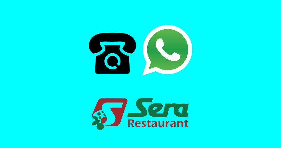 Sera Restaurant İletişim