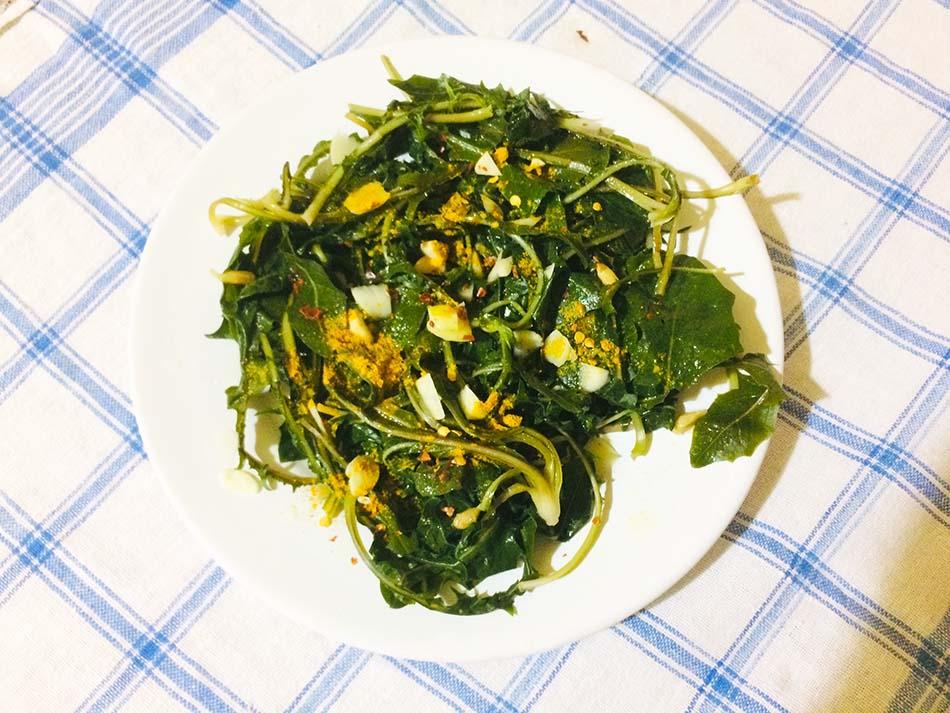 Güneyik Salatası Nasıl Yapılıyor?