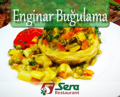 Enginar Buğulama
